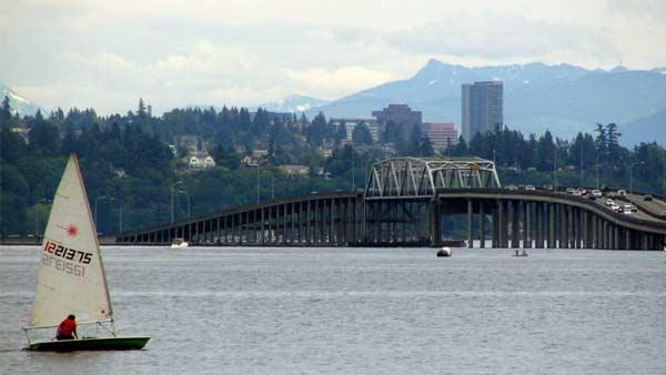 Bellevue, Wash. was ranked No.4 in Money Magazine's 'Best Places to Live' list.