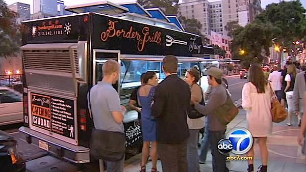L.A. food trucks may get letter grades