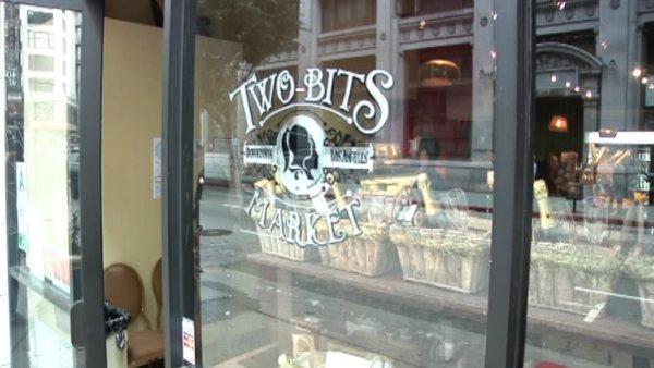 A new spot called Two Bits Market has joined the renaissance.