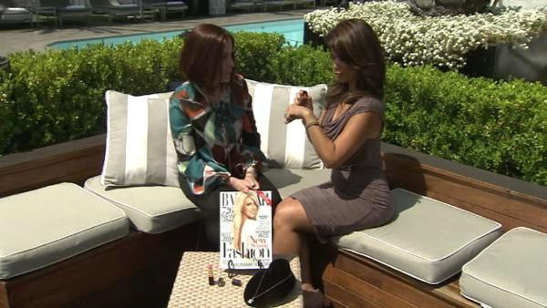 ABC7's Alysha Del Valle joined a fashion expert from Harper's Bazaar to find out what's hot and what's not this summer.