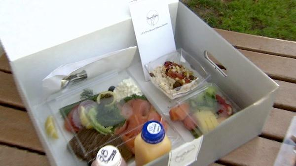 If you're feeling a little lazy, Los Angeles now has a luxury brunch delivery service known as the Brunch Butler.