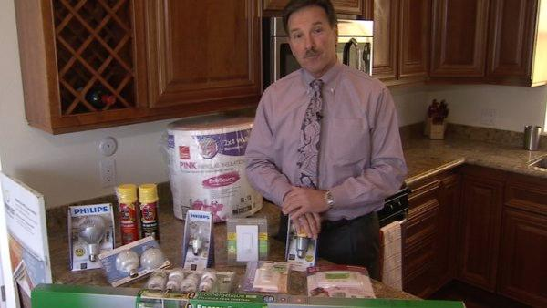 ABC7 Consumer Reporter Ric Romero says besides what you save when you use these products, you can also save with incentives from your pow