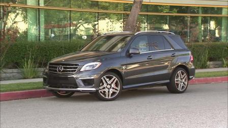 Mercedes-Benz ML series
