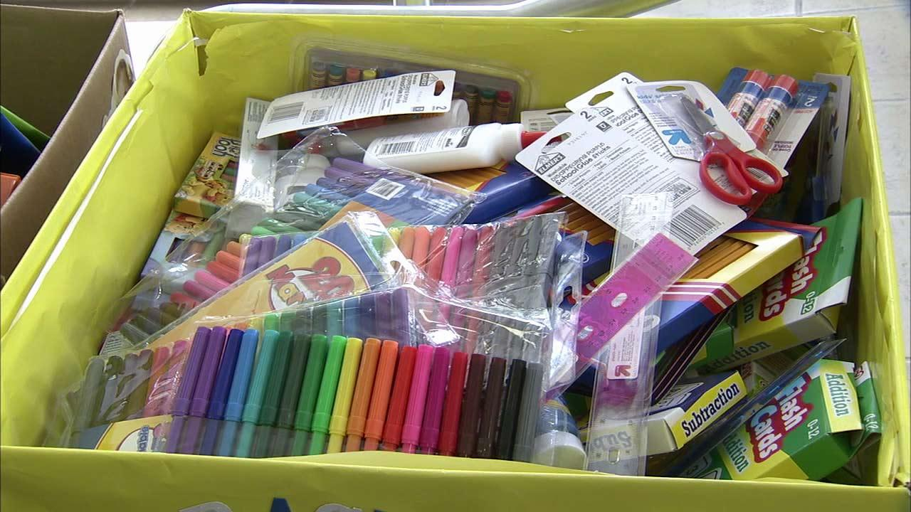 Study: Some vinyl back-to-school items contain toxic chemicals