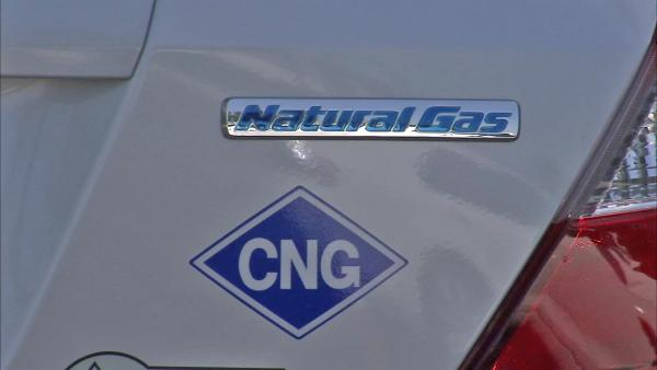 Natural gas vehicles rising in California?