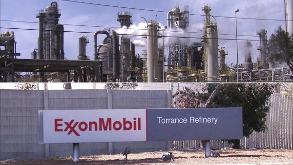 ExxonMobil refinery effect on state gas prices