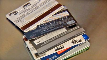 File photo of credit cards.