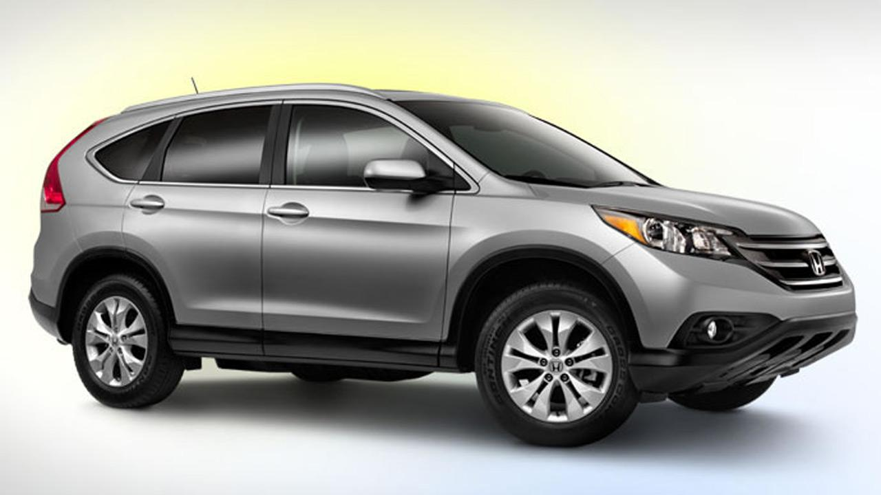 The Honda CR-V EX is the best value among small SUVs, according to Consumer Reports magazine. <span class=meta>(Honda.com)</span>