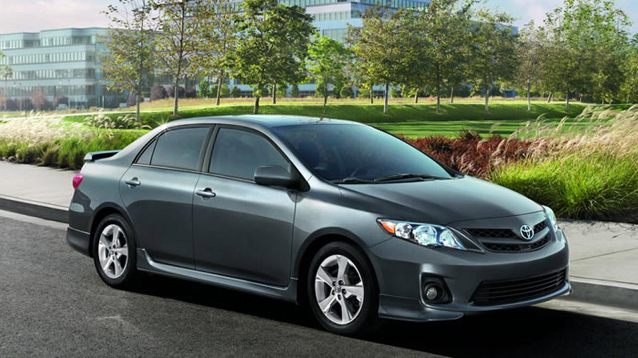 The Toyota Corolla is the best value among small sedans, according to Consumer Reports magazine. <span class=meta>(Toyota.com)</span>