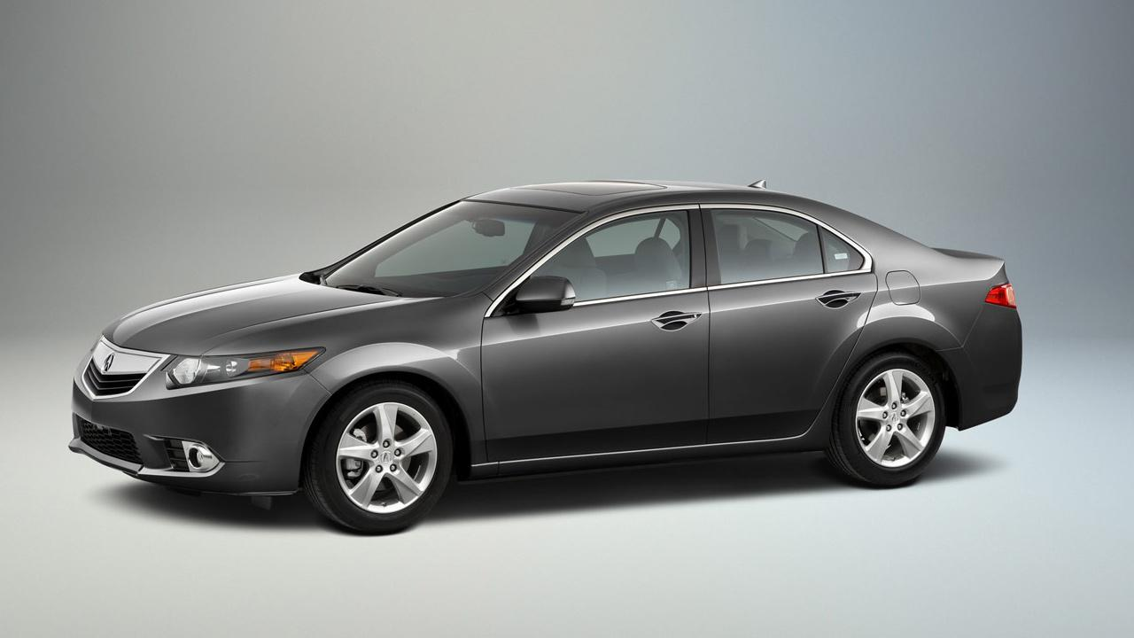 The Acura TSX is the best value among upscale sedans, according to Consumer Reports magazine. <span class=meta>(Acura.com)</span>