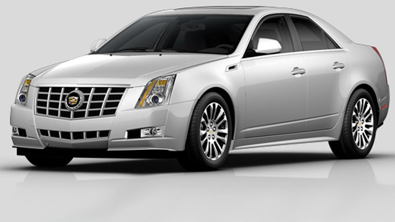 The Cadillac CTS is the best value among luxury sedans, according to Consumer Reports magazine. <span class=meta>(Cadillac.com)</span>