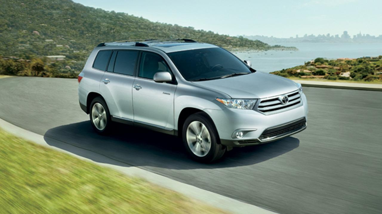 The Toyota Highlander is the best value among mid-sized SUVs, according to Consumer Reports magazine. <span class=meta>(Toyota.com)</span>