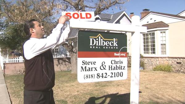 Southland home prices rise in December