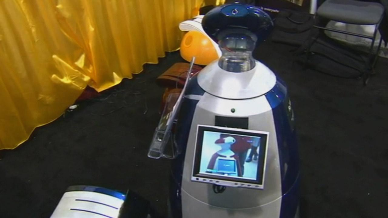 This year at the Consumer Electronics Show, you will find many different kinds of robot gadgets.