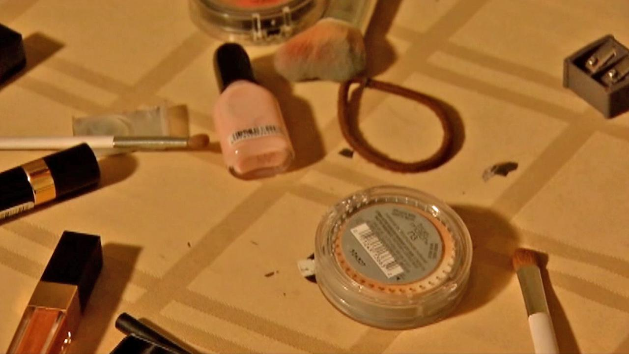 Cosmetics appear in this undated file photo.