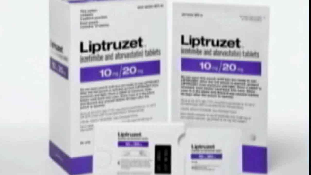 Merck is recalling the combination cholesterol drug Liptruzet due to a packaging problem.