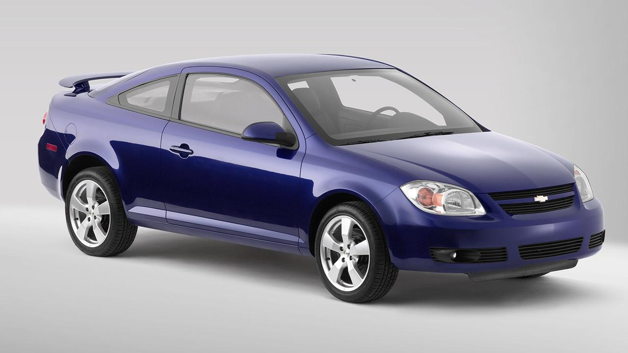 The 2005 Chevrolet Cobalt is shown March 1, 2004, in a photo provided by the automaker.