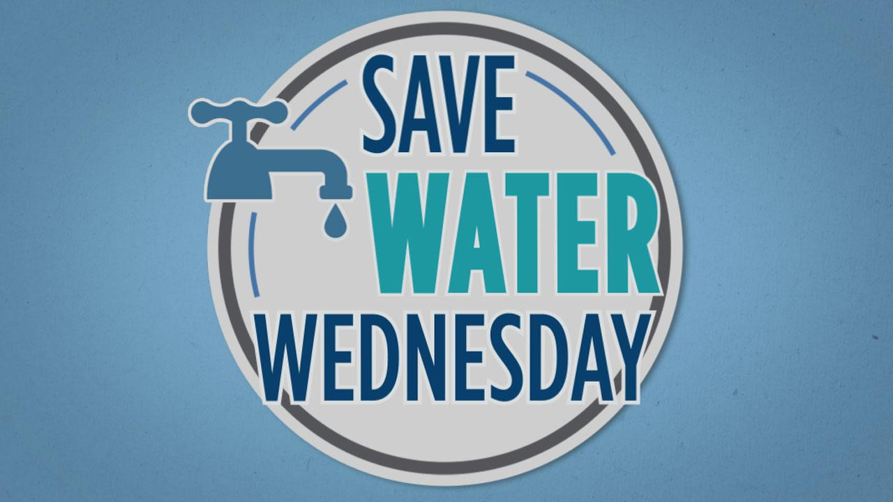 Ways to conserve water, save money during California drought