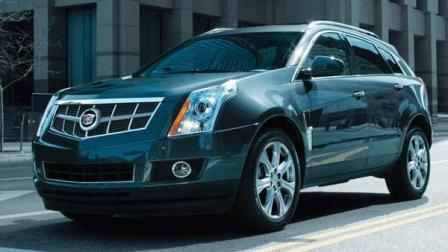 General Motors Co. is recalling more than 47,000 Cadillac SRX crossover vehicles in the U.S. because of a problem with the passenger side air bags.