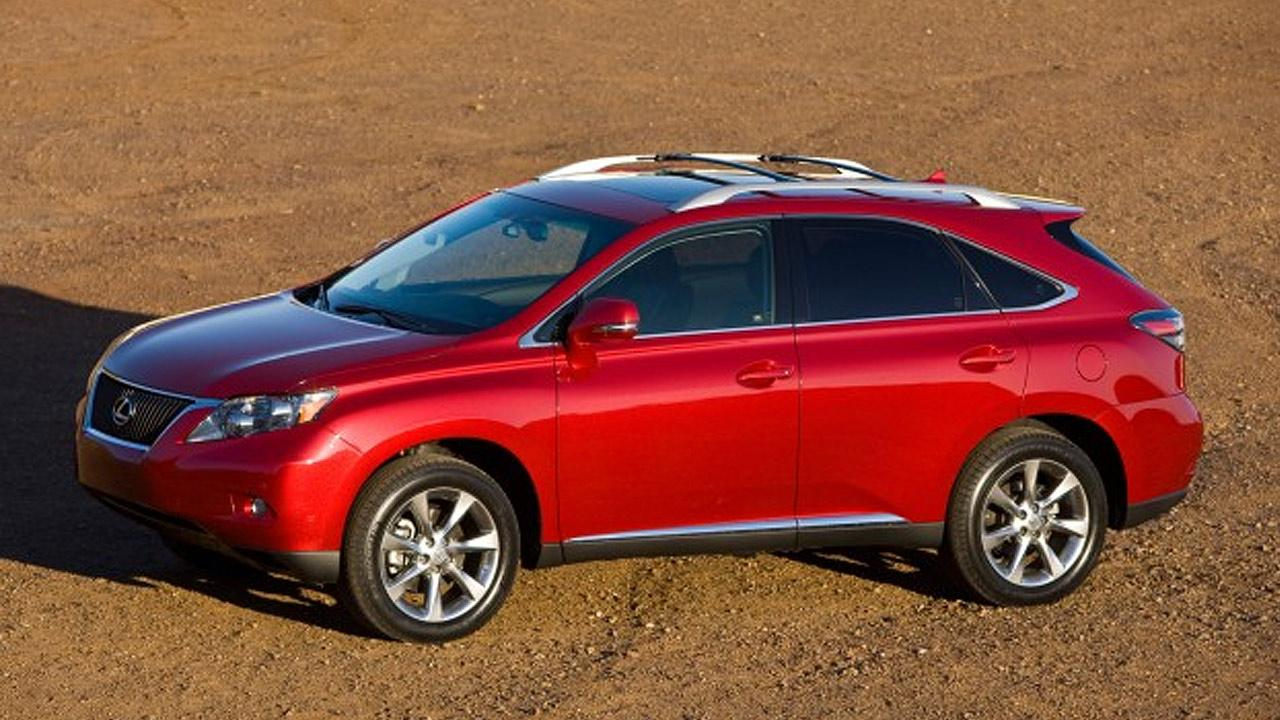 Lexus Suv Models Included In Latest Toyota Runaway Acceleration Recall