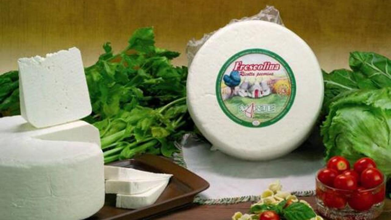 Italian Ricotta Salata Frescolina from Forever Cheese is seen in this undated photo.
