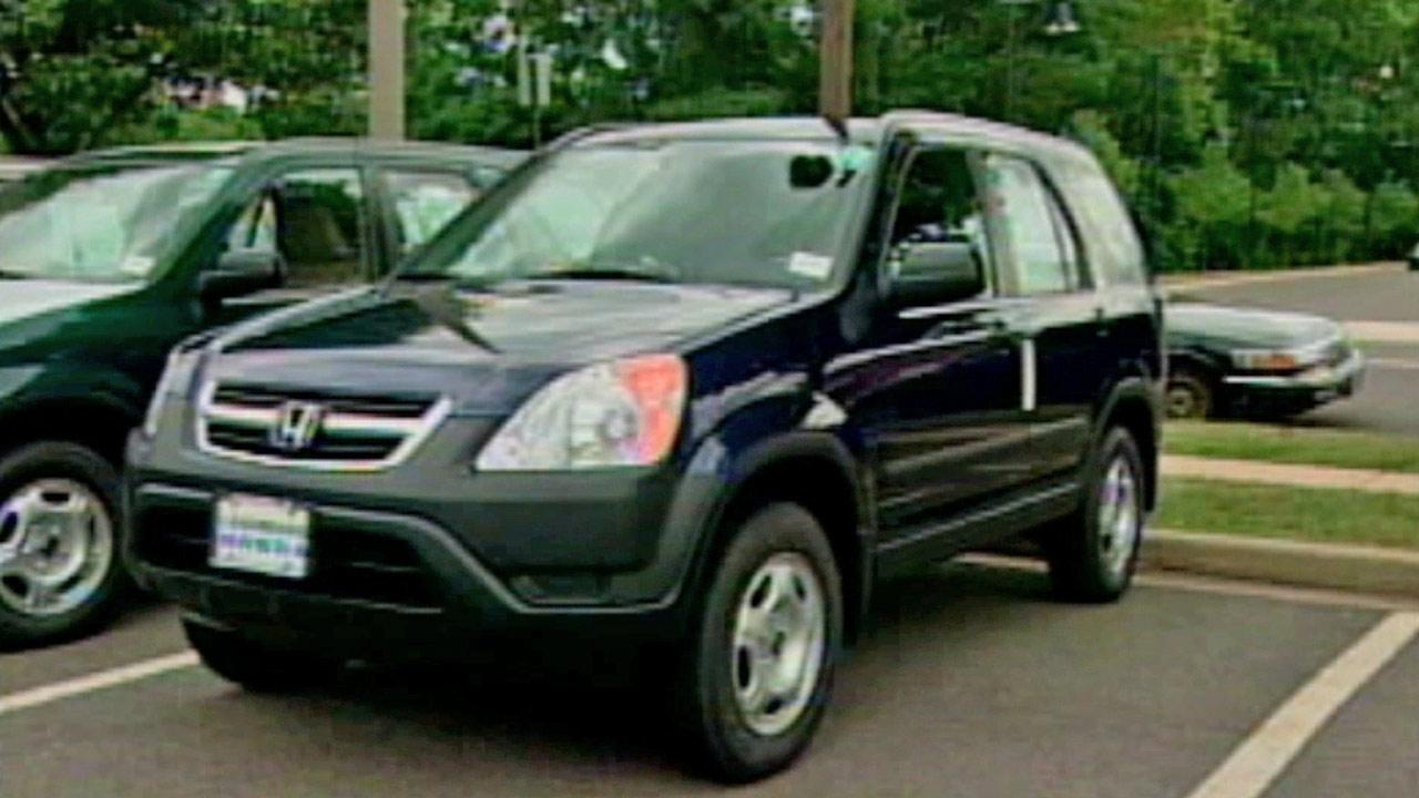 A 2005 model Honda Pilot SUV is shown in this file photo.