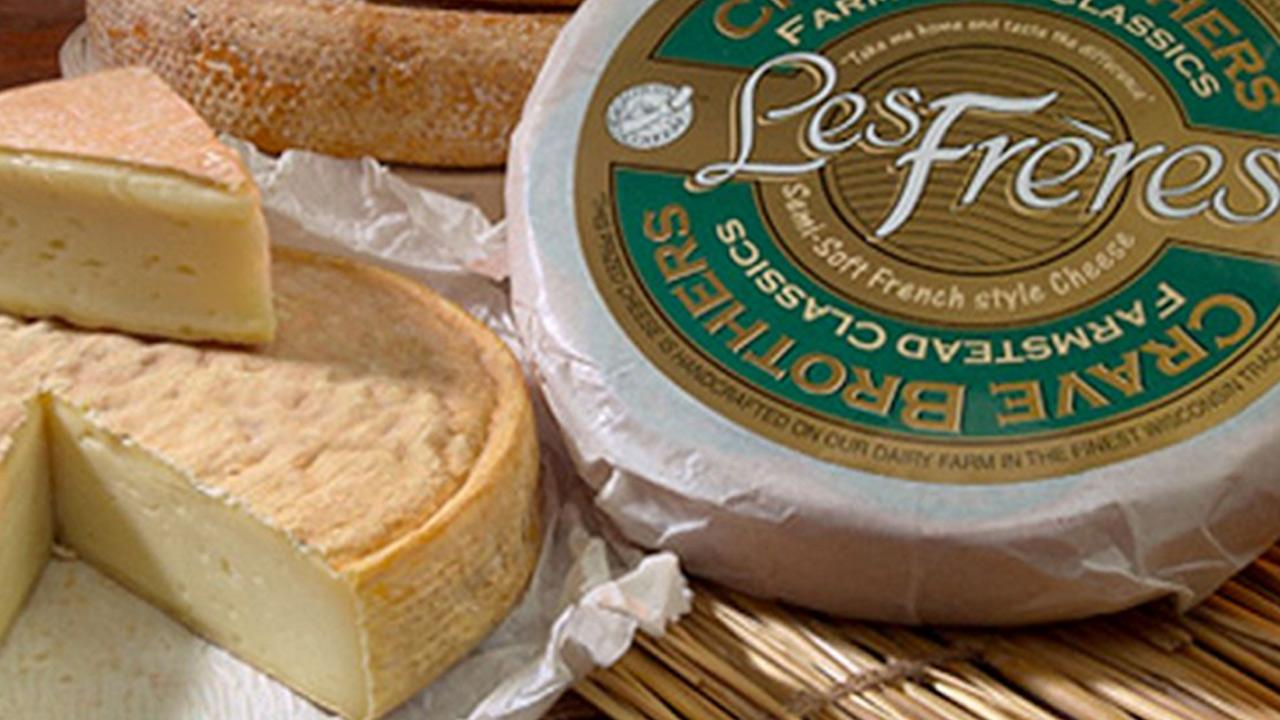 Crave Brothers has recalled several cheeses, including the Les Freres, after a Listeria outbreak.