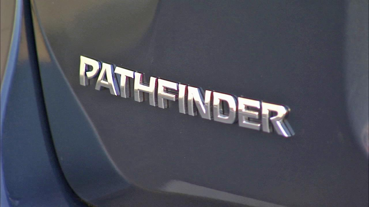 A Nissan Pathfinder is shown in this undated file photo.