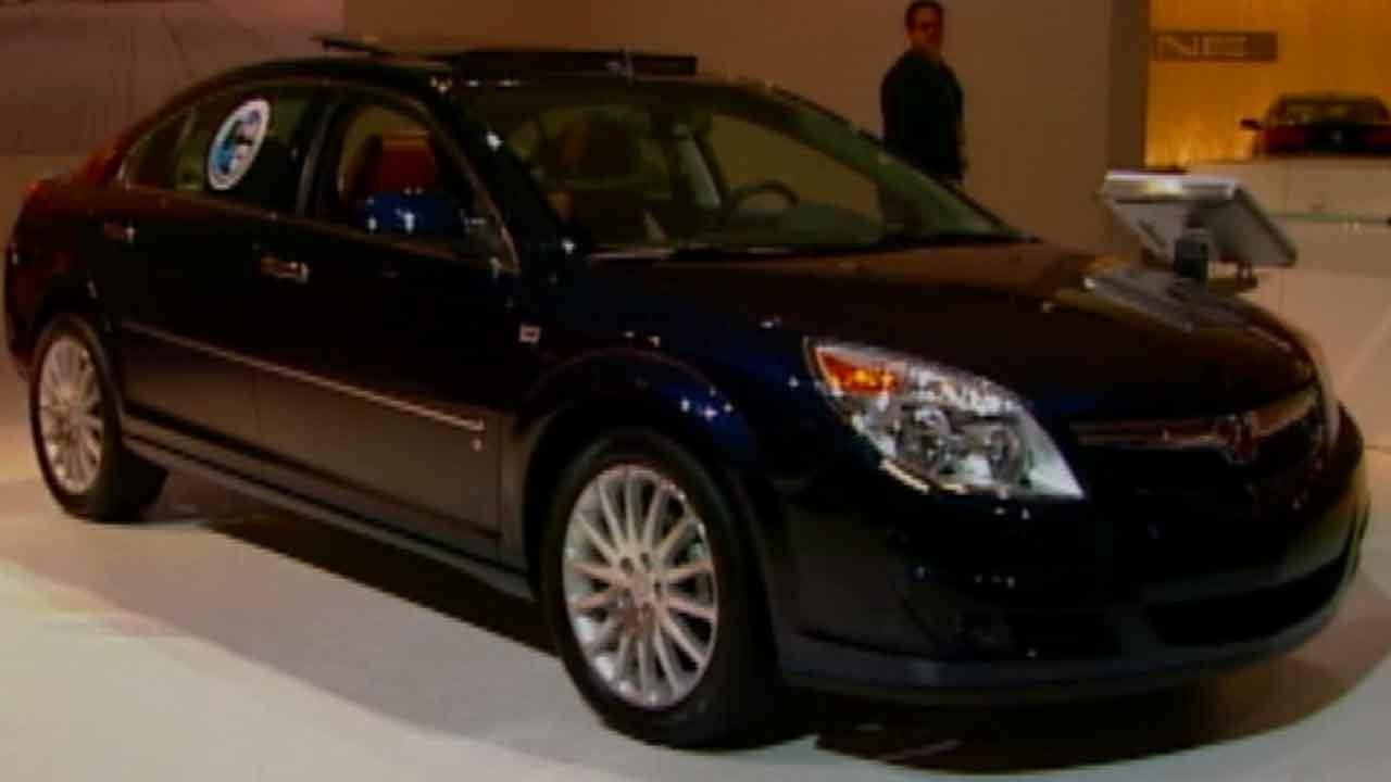 Saturn Aura model year 2007-2008 vehicles are being recalled by General Motors due to transmission cable defect.