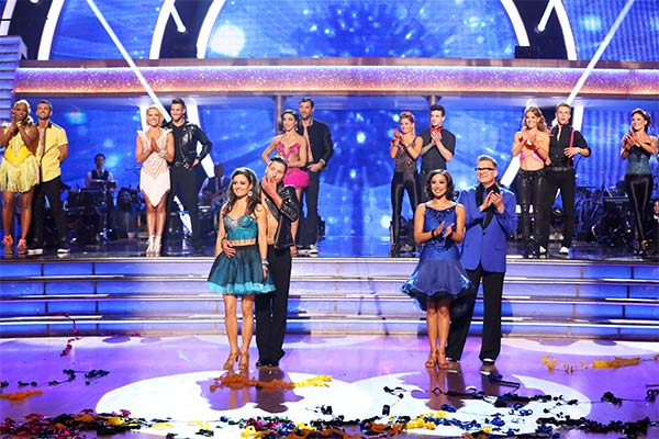The remaining eight couples appear on week six of &#39;Dancing With The Stars&#39; on Monday, April 21, 2014. <span class=meta>(ABC &#47; Adam Taylor)</span>