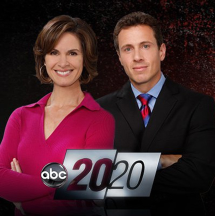 &#39;20&#47;20,&#39; with anchors Chris Cuomo and Elizabeth Vargas, returns to ABC on Sept. 14, 2012 and will air on Fridays between 10 and 11 p.m. <span class=meta>(ABC News)</span>