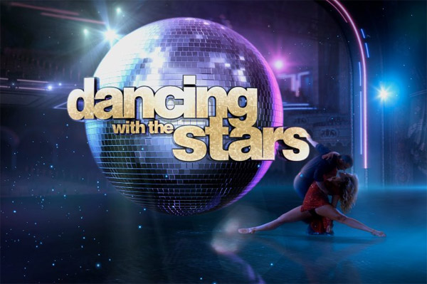 A promotional photo for ABC's 'Dancing With The...
