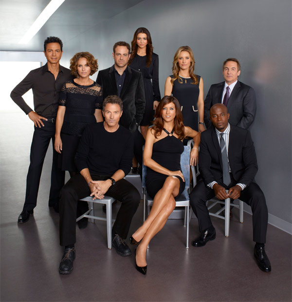 Still image of the cast of 'Private Practice.'