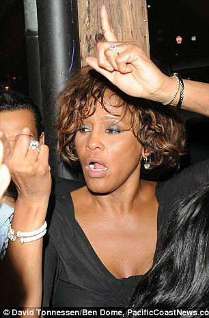 "<div class=""meta image-caption""><div class=""origin-logo origin-image ""><span></span></div><span class=""caption-text"">Singer Whitney Houston is seen attending a Grammy Awards event at Tru Hollywood Nightclub in Hollywood on Thursday, Feb. 9, 2012.  Houston, who reigned as the queen of pop music in the '80s and early 90s, was found dead in a Beverly Hills hotel two days later. (PacificCoastNews.com)</span></div>"