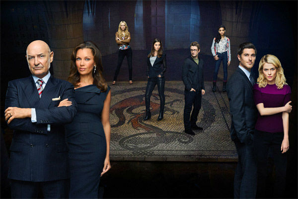 The new ABC series &#39;666 Park Avenue,&#39; starring Vanessa Williams, Terry O&#39;Quinn, Rachael Taylor and Dave Annable, will premiere on September 30, 2012 and will air on Sundays from 10 to 11 p.m. <span class=meta>(ABC Photo &#47; Andrew Eccles)</span>