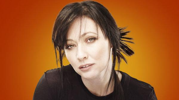 Actress Shannen Doherty is a contestant on the new season of 'Dancing With the Stars.'