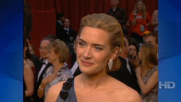 Winslet: Nomination an incredible feeling