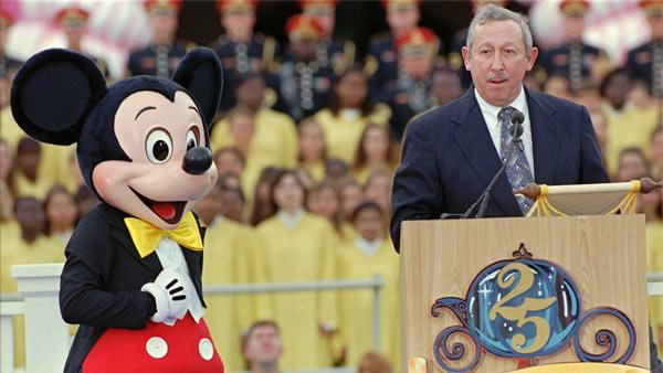 Roy Disney, nephew of Walt Disney, dies at 79