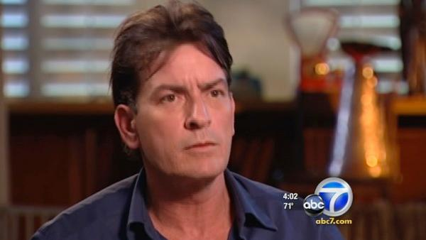 Charlie Sheen to do live webcast