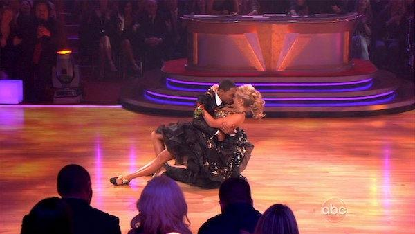 Romeo turns up heat in week 2 of 'DWTS'