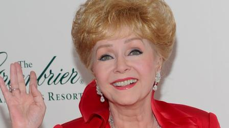 Actress Debbie Reynolds attends the gala opening of The Greenbrier Casino Club on Friday, July 2, 2010 in White Sulphur Springs, W.Va.