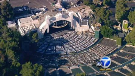 The Hollywood Bowl is seen in this undated file photo.