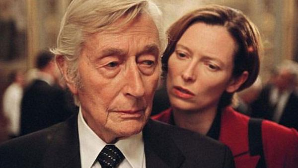British-born Canadian actor and stage director John Neville, seen in a still from 'The Statement,' died on Nov. 19, 2011, at the age of 86.