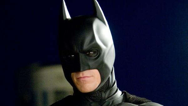 Christian Bale appears in a scene from the film, The Dark Knight. - Provided courtesy of Warner Bros. Entertainment Inc.