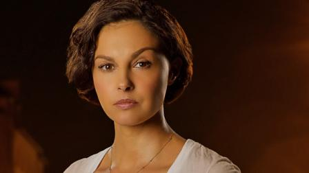 Actress Ashley Judd appears in a promotional photo for ABCs TV drama, Missing.