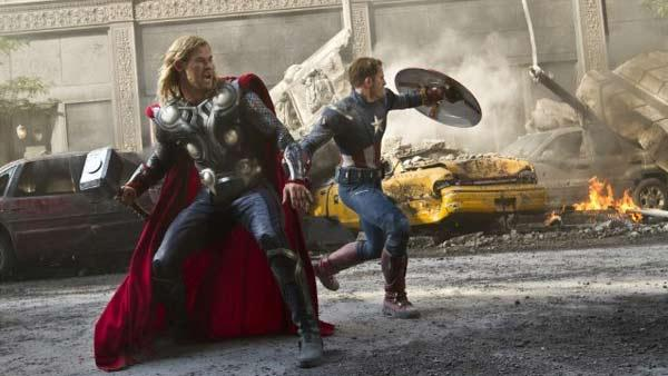 'Avengers' smashes record with $200.3M debut