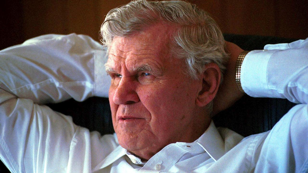 In this March 15, 2000 file photo, master flatpicker Doc Watson talks about his long and successful musical career at his home in Deep Gap, N.C.  The legendary folk artist died on Tuesday, May 29, 2012, at age 89. <span class=meta>(Karen Tam)</span>
