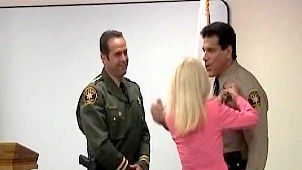 Lou Ferrigno 'The Hulk' now a reserve deputy