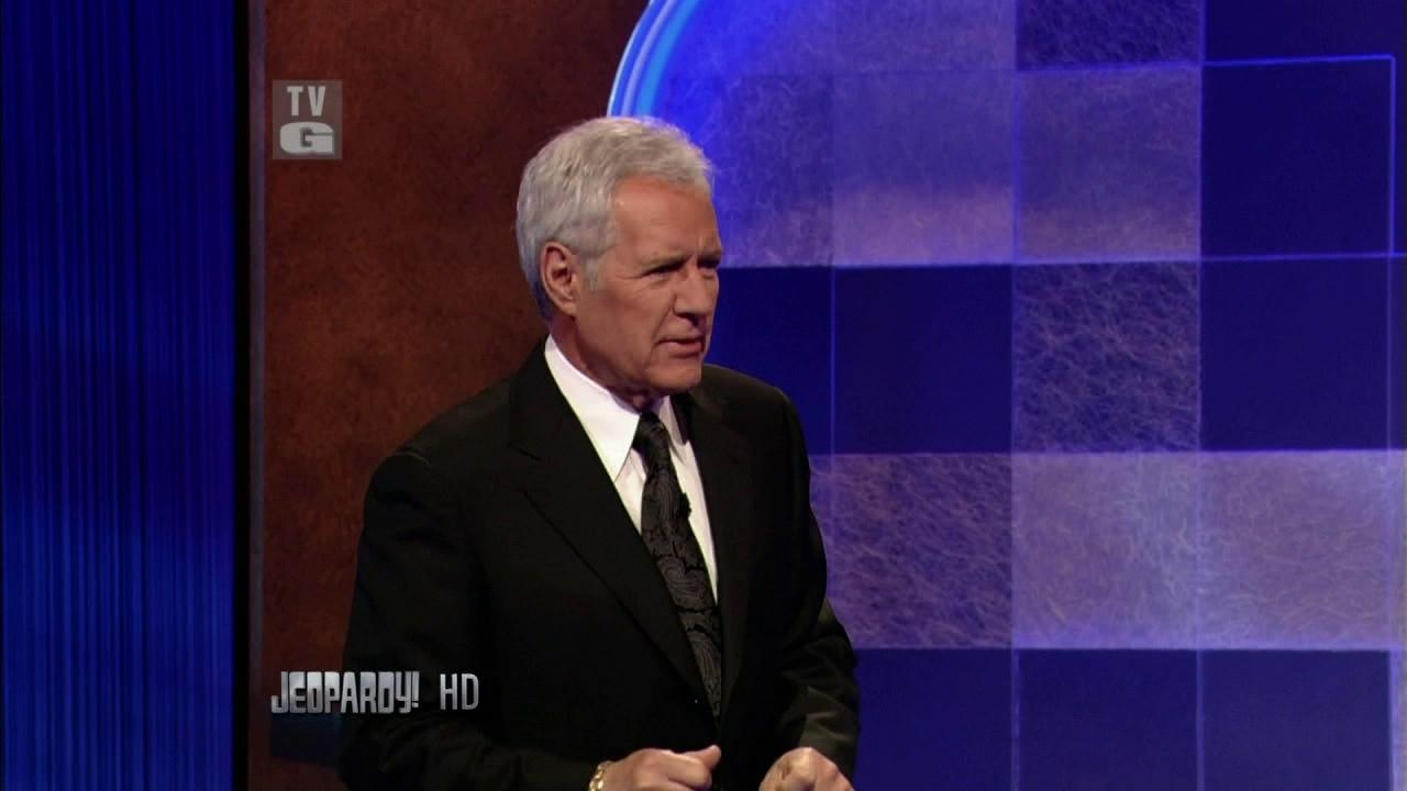Jeopardy! host Alex Trebek is seen in this undated file photo.