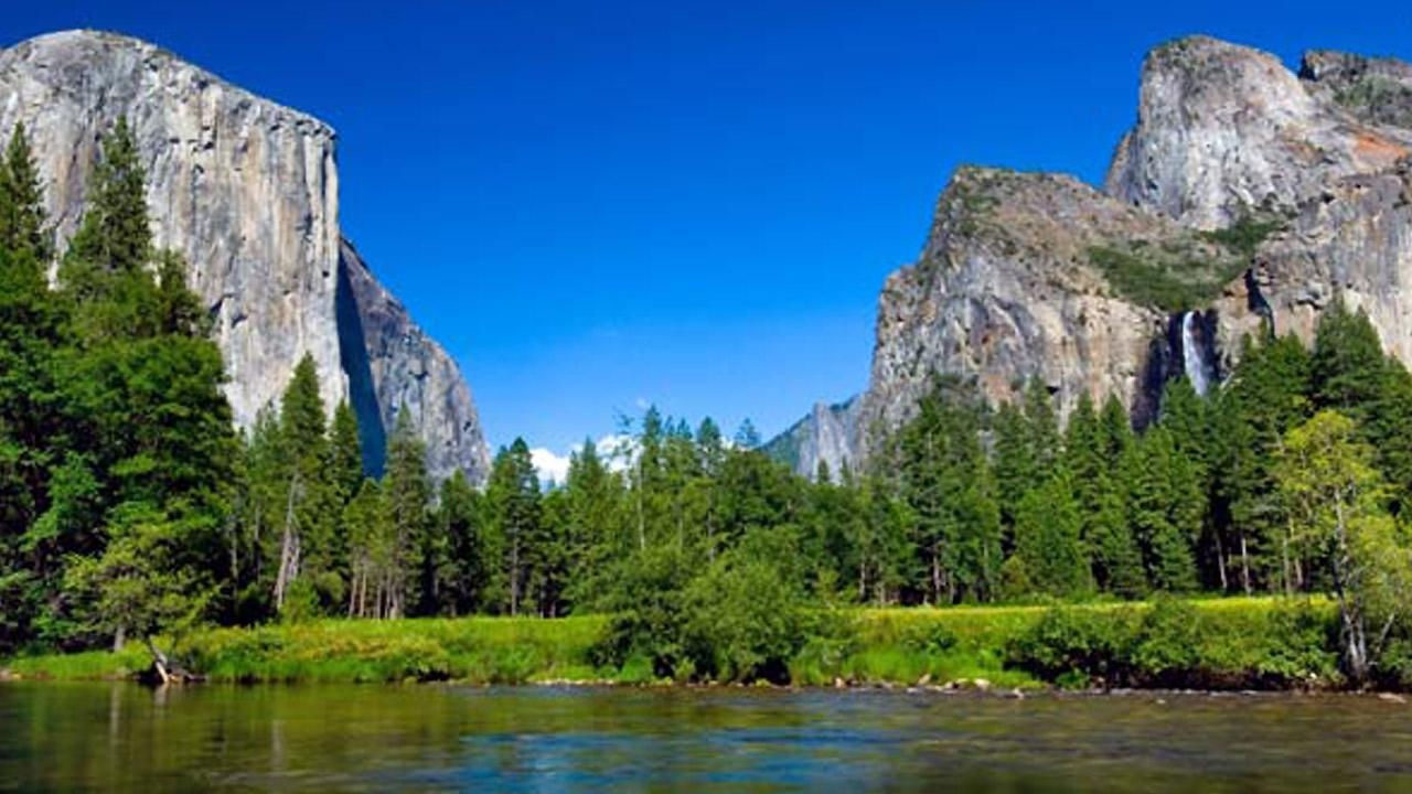 Yosemite National Park seen in this file photo.